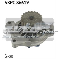 помпа водяна, (насос) охолодження  VKPC86619
