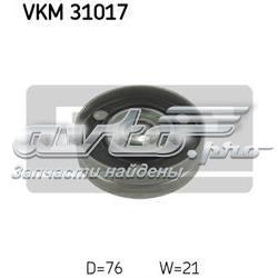 ролик приводного ременя, паразитний  VKM31017