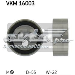ролик натягувача ременя грм  VKM16003