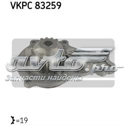 помпа водяна, (насос) охолодження  VKPC83259