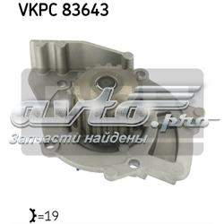 помпа водяна, (насос) охолодження  VKPC83643