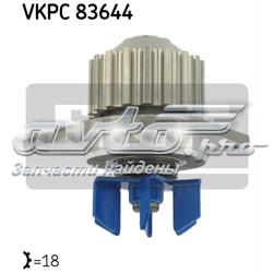 помпа водяна, (насос) охолодження  VKPC83644