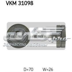 ролик приводного ременя, паразитний  VKM31098