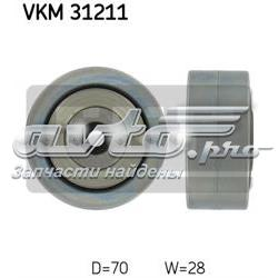 ролик приводного ременя, паразитний  VKM31211