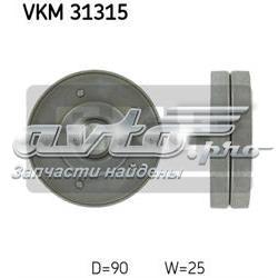 ролик приводного ременя, паразитний  VKM31315