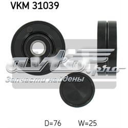 ролик приводного ременя, паразитний  VKM31039