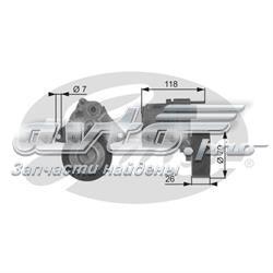 натягувач приводного ременя  t38415