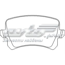 колодки гальмові задні, дискові  p85109