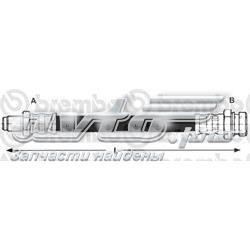 шланг гальмівний передній  T54005