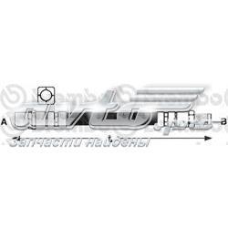шланг гальмівний передній  T06013