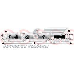 шланг гальмівний передній  T24127