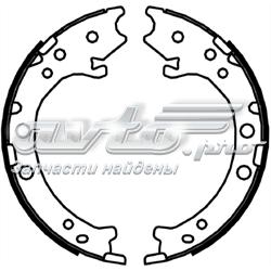 колодки ручника/стоянкового гальма  FSB4044