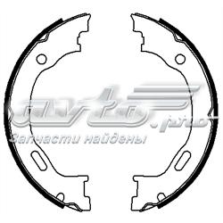 колодки ручника/стоянкового гальма  FSB662