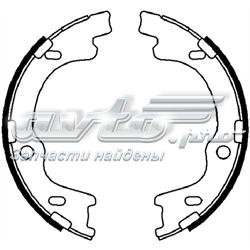 колодки ручника/стоянкового гальма  FSB4022