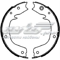 колодки ручника/стоянкового гальма  FSB4027