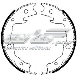 колодки ручника/стоянкового гальма  FSB4035