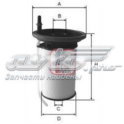 фільтр паливний  S6052NE