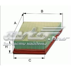 фільтр повітряний  wa6167