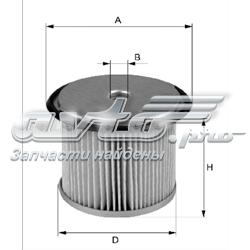 фільтр паливний  wf8021