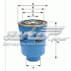 фільтр паливний  wf8060