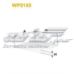 фільтр салону  WP2102