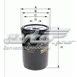 фільтр масляний  WL7077