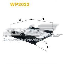фільтр салону  WP2032