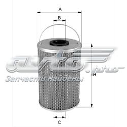 фільтр масляний  WL7061