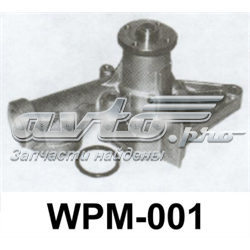 помпа водяна, (насос) охолодження  WPM001