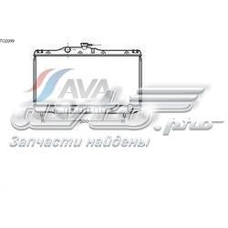 радіатор охолодження двигуна  TO2099