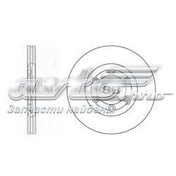 диск гальмівний передній  SD2008