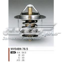 термостат  WV54BN765
