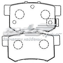 колодки гальмові задні, дискові  PN8397