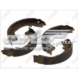 колодки ручника/стоянкового гальма  C05061ABE