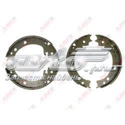 колодки ручника/стоянкового гальма  C08028ABE