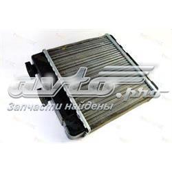 радіатор пічки (обігрівача)  D6X002TT