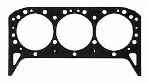 прокладка головки блока циліндрів (гбц)  5744