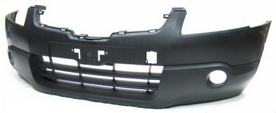Передній бампер на Nissan X-Trail T31 - Купити бампер Нісан Ікстрейл на Авто.про Україна
