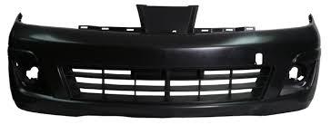Передній бампер на Nissan Tiida NMEX ASIA - Купити бампер Нісан Тііда на Авто.про Україна