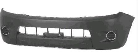 Передній бампер на Toyota Hilux KUN15 - Купити бампер Тойота Хайлюкс на Авто.про Україна
