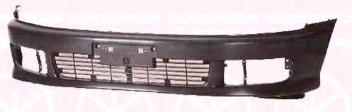 Передній бампер на Mitsubishi Galant VIII - Купити бампер Міцубісі Галант на Avto.pro Україна