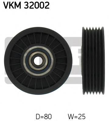 ролик приводного ременя, паразитний  VKM32002