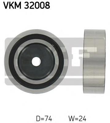 ролик приводного ременя, паразитний  VKM32008