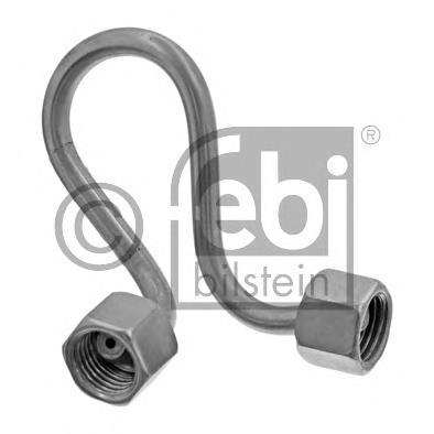 Трубка топливная тнвд mb om906926 на Mercedes Tourino (O 510)