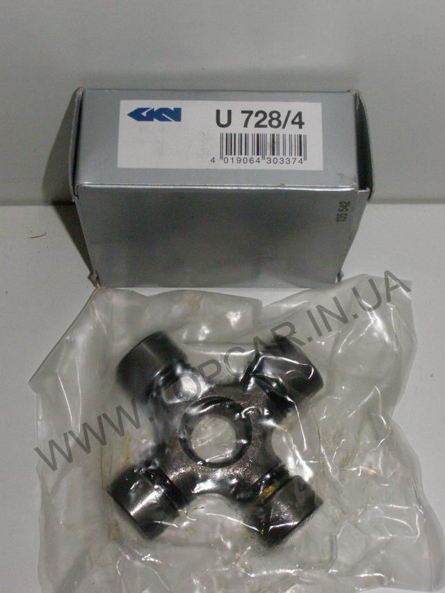 хрестовина карданного валу  U7284