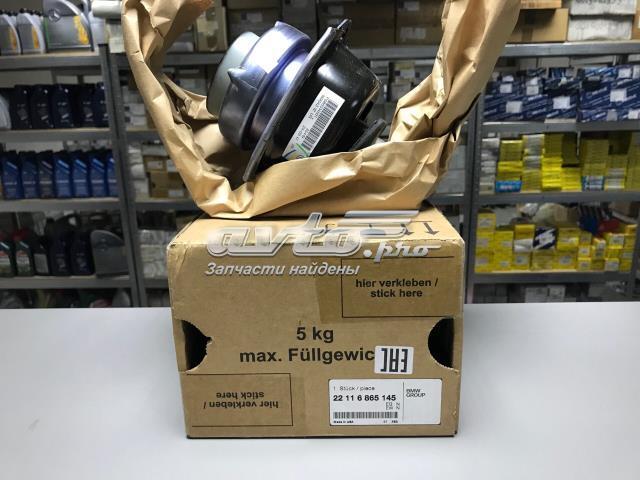 подушка (опора) двигуна ліва/права  22116865145