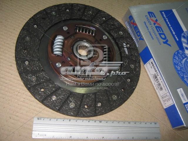 диск зчеплення  MBD081UF