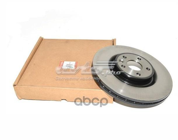 диск гальмівний передній  LR059122