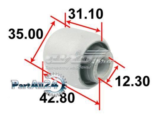 сайлентблок заднього верхнього важеля  AAMTO1117