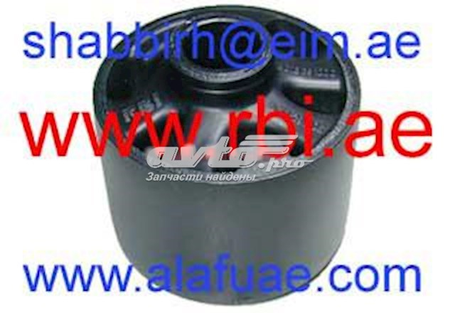 подушка (опора) двигуна, ліва  D0937LA